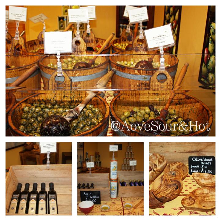 Borough Olives Ltd._Olive Oil