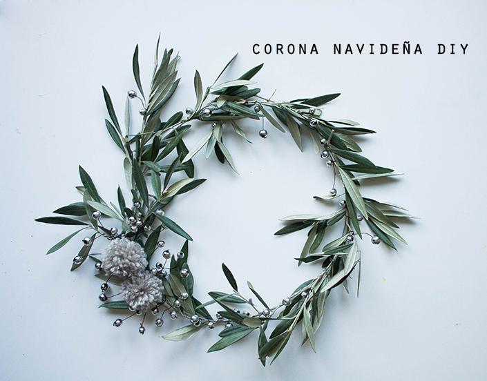 corona-navideña-diy
